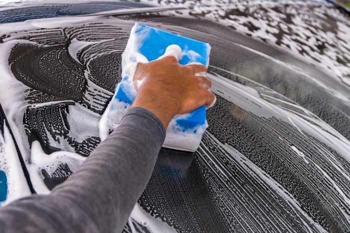 بهترین روش شستن ماشین