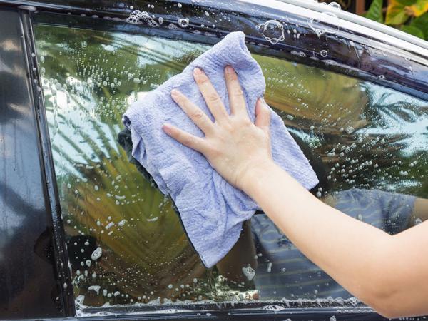 انتخاب دستمال برای خودرو